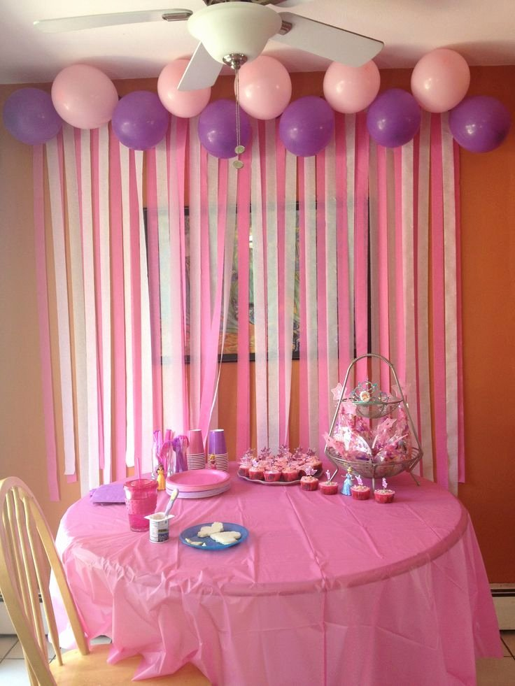 1 Birthday Decoration Ideas at Home Best Of Pin by Barbra O Brien On Doc Mcstuffins Party Ideas