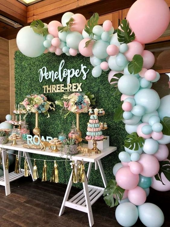 1 Birthday Decoration Ideas Fresh 30 Cool Birthday Party Decorations Ideas – Foliver Blog