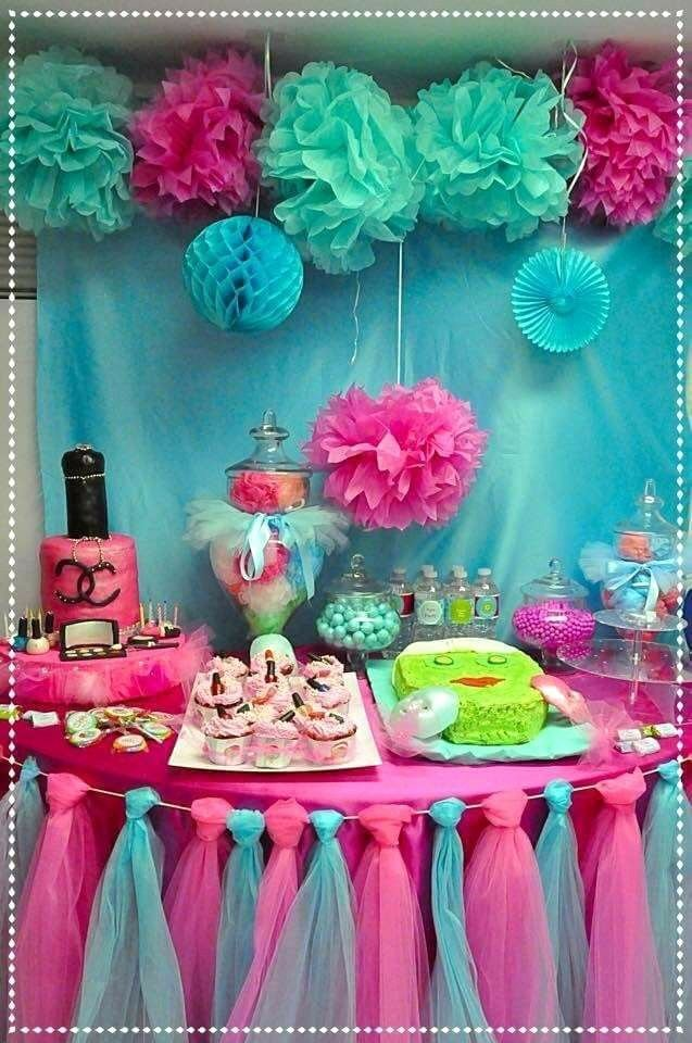 12th Birthday Decoration Ideas Best Of 12th Birthday Table