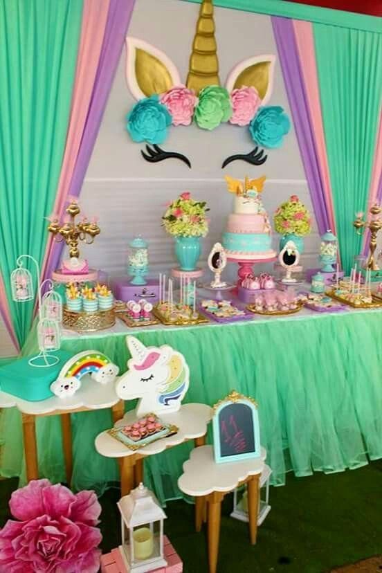 12th Birthday Decoration Ideas Lovely Pin by Loly Molina On Unicorn theme
