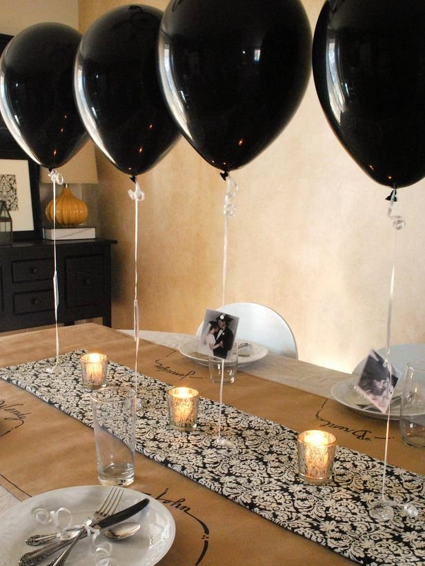 18th Birthday Decoration Ideas for Daughter Lovely Party Centerpieces