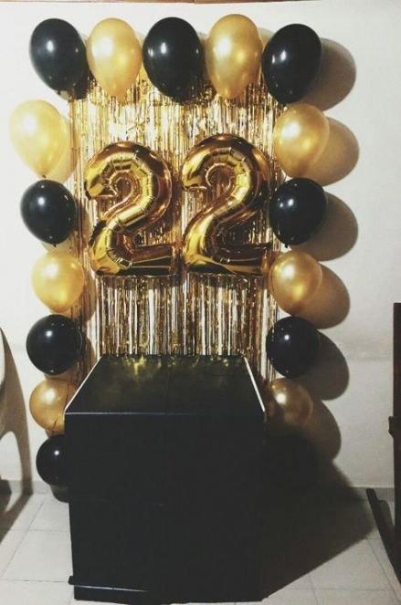 21st Birthday Decoration Ideas for Boy Fresh Party Birthday 18th Boy 40 Trendy Ideas