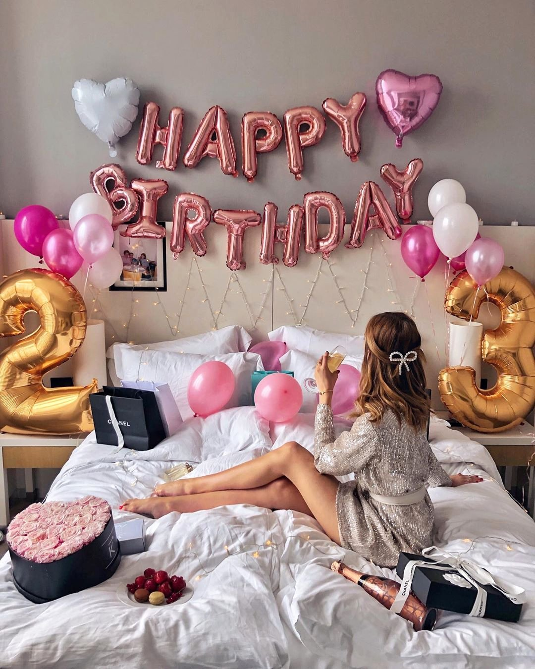 23rd Birthday Decoration Ideas Inspirational Birthday Girl 🎉 Celebrated My 23rd Birthday at