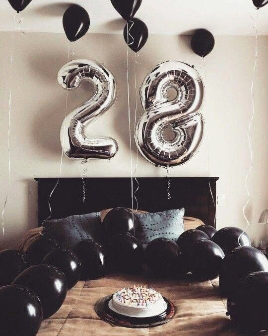 27th Birthday Decoration Ideas Inspirational Diy 28th Birthday Decor for Him