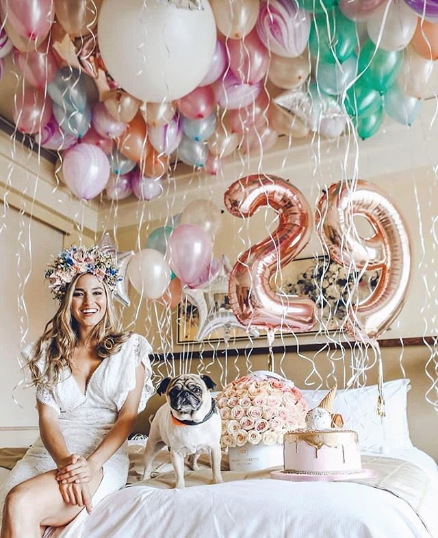 27th Birthday Decoration Ideas Luxury Happy 29th Birthday 🎂