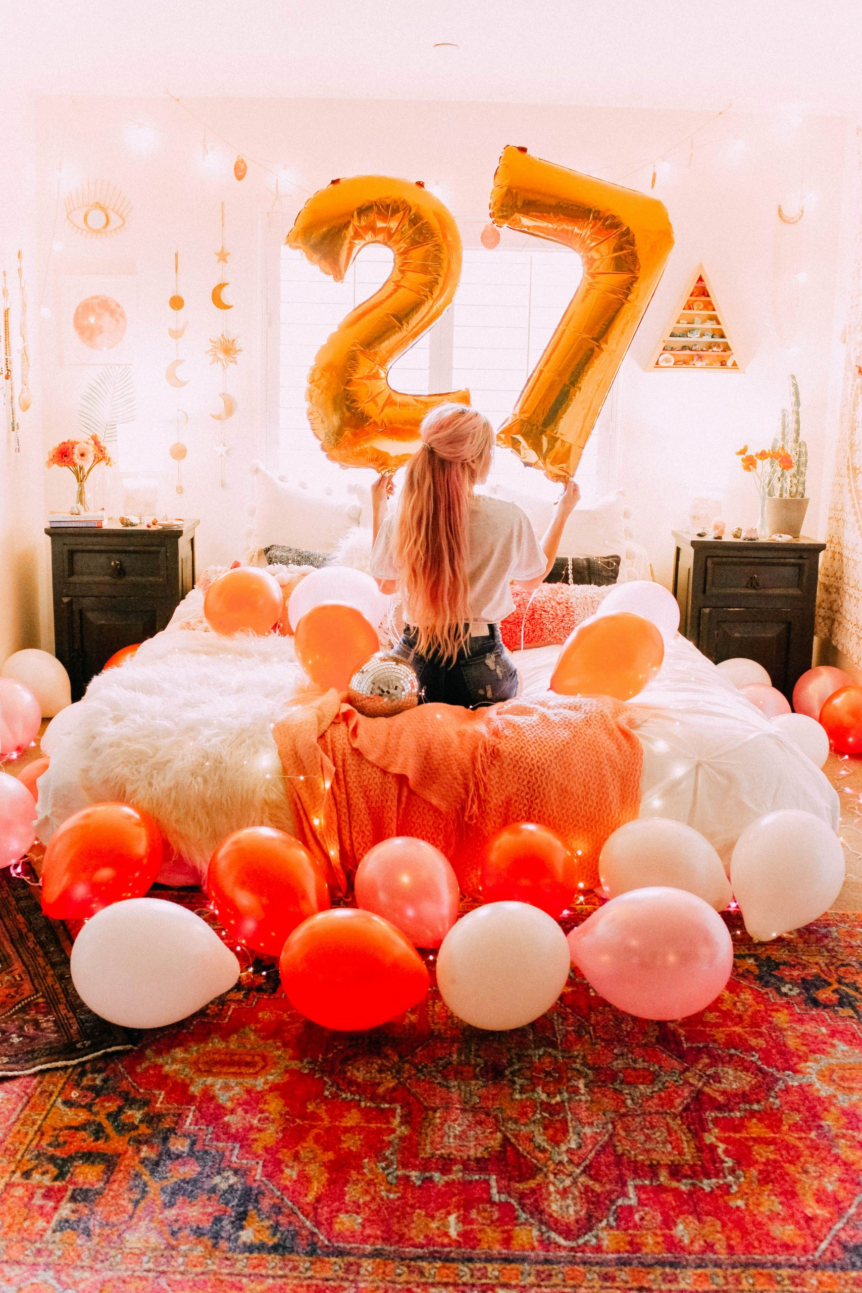 27th Birthday Decoration Ideas Luxury Pin by Edilania Bonifacio On 26th Birthday