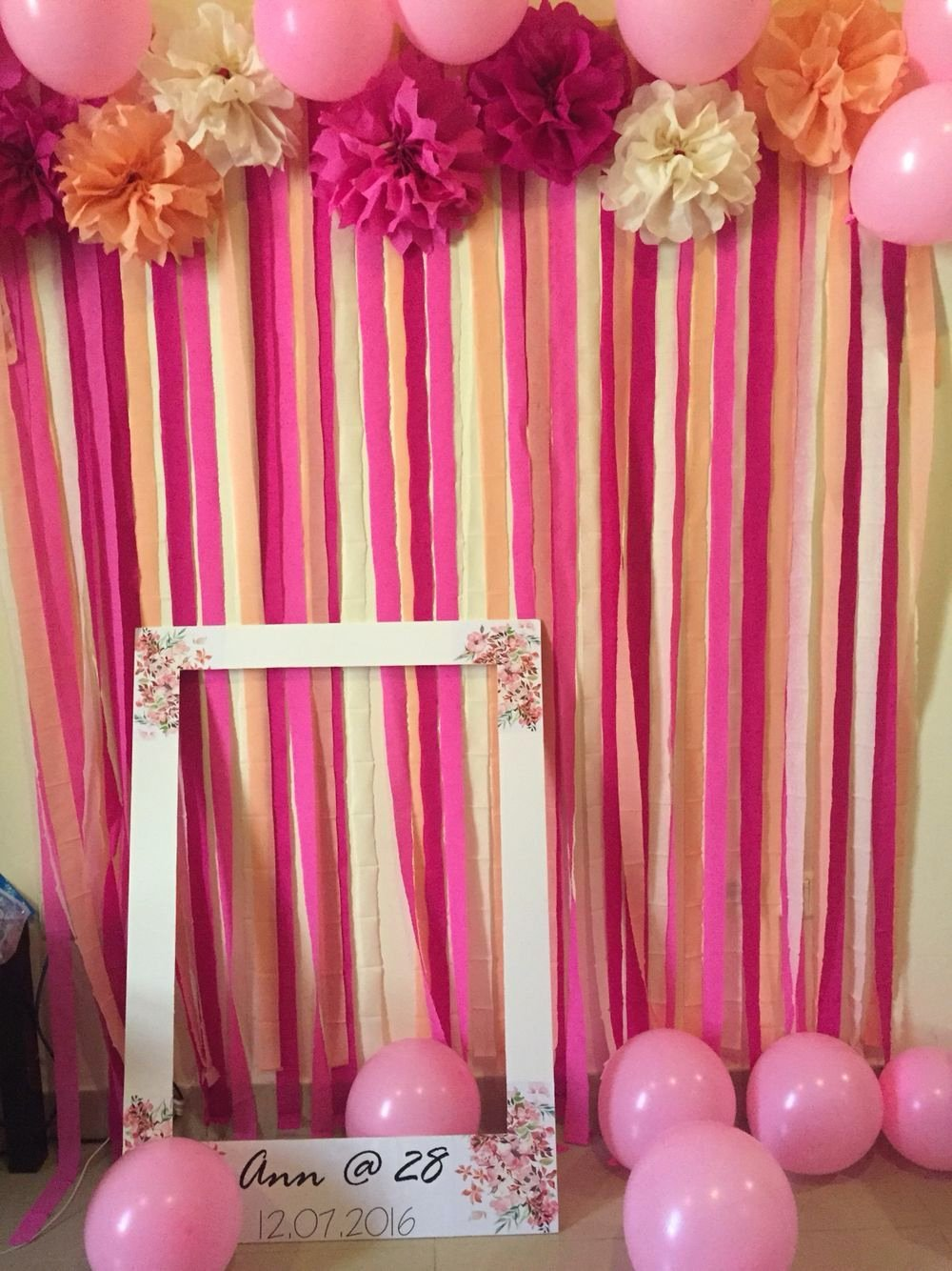 28th Birthday Decoration Ideas Fresh 30 Diy Birthday Decoration Ideas