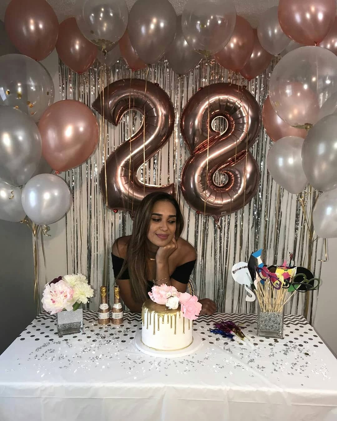 28th Birthday Decoration Ideas Fresh Pin En Libras