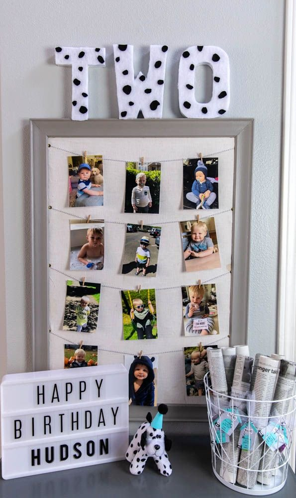 2nd Birthday Decoration Ideas at Home Awesome Let S Pawty at Hudson S 2nd Birthday Puppy Party