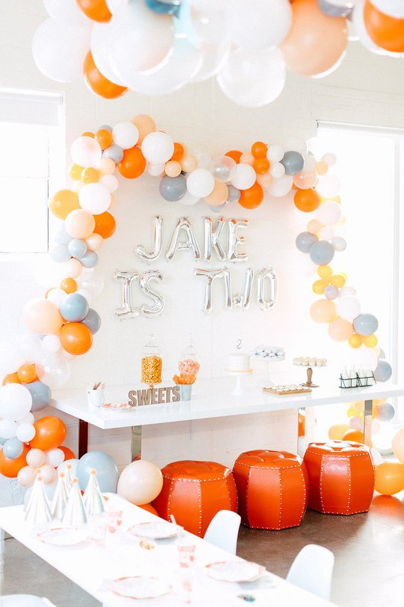 2nd Birthday Decoration Ideas at Home Lovely 2nd Birthday Party Boys Birthday Party Ideas