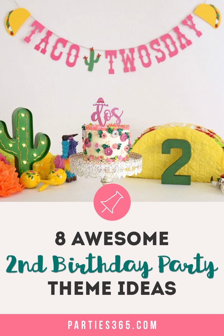 2nd Birthday Decoration Ideas at Home Luxury 8 Awesome 2nd Birthday Party themes and Ideas