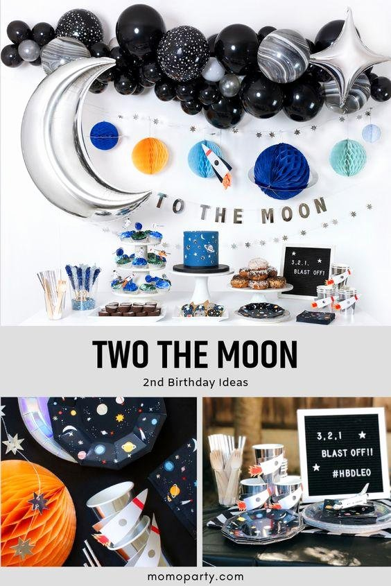2nd Birthday Decoration Ideas at Home Luxury 8 Most Popular 2nd Birthday themes for Your toddler – Momo Party