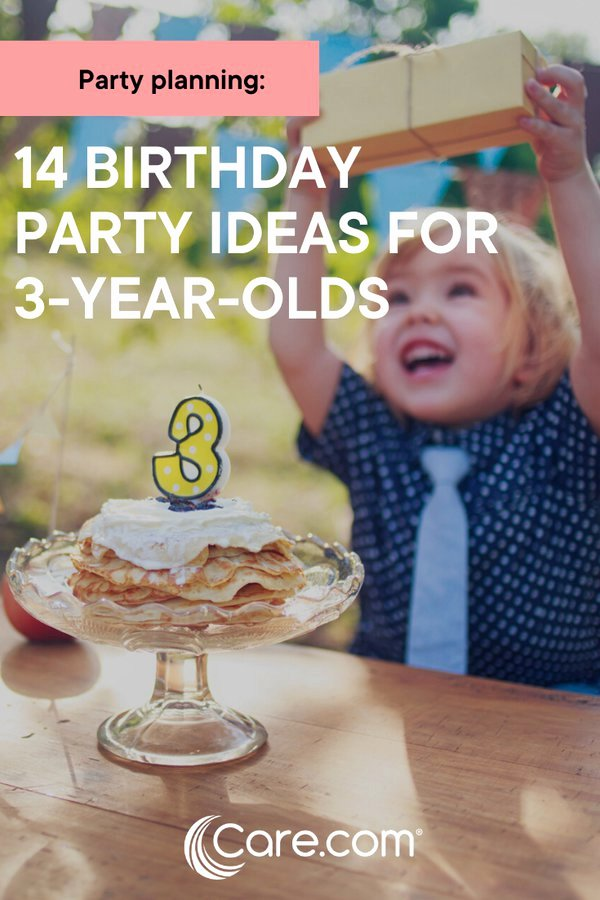 3 Year Old Birthday Decoration Ideas Beautiful 14 Fun 3rd Birthday Party Ideas Care