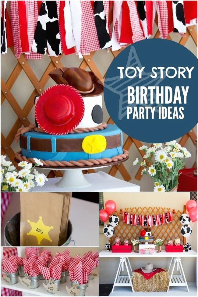 3rd Birthday Decoration Ideas for Boy Elegant 33 Awesome Birthday Party Ideas for Boys