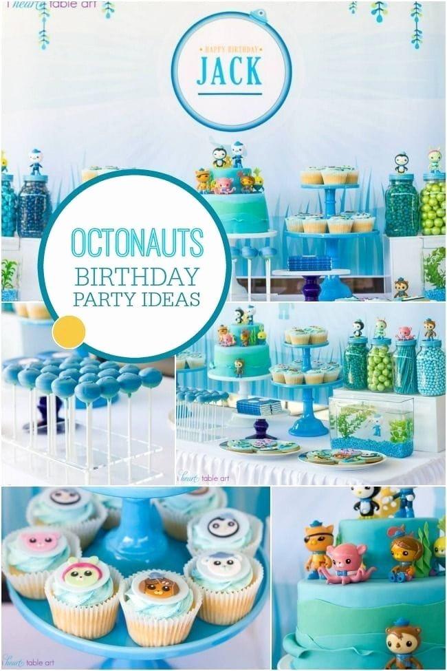 3rd Birthday Decoration Ideas for Boy Luxury 33 Awesome Birthday Party Ideas for Boys