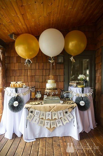 50 Year Birthday Decoration Ideas Best Of Fun and Creative 50th Birthday Party Ideas It S Rosy