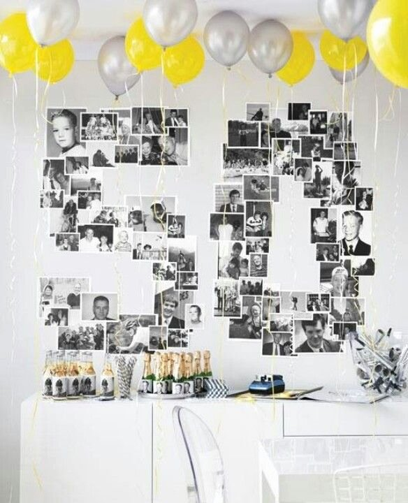 50 Year Birthday Decoration Ideas Fresh Foto S Van Sidney En Dan De Letter S Vormen