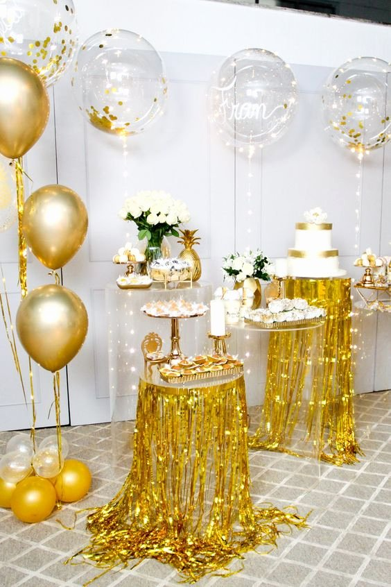 50 Year Birthday Decoration Ideas New Best 50th Birthday Party Celebration Ideas – Bigfday
