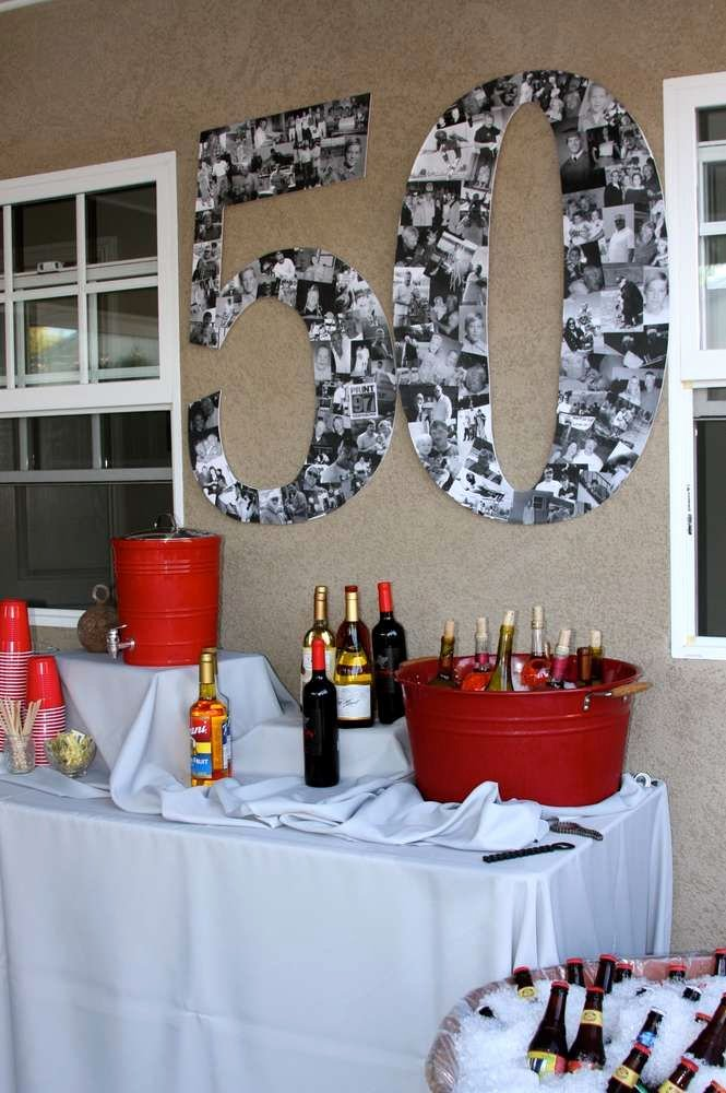 50th Birthday Decoration Ideas for Dad Beautiful tools Birthday Party Ideas 5 Of 17