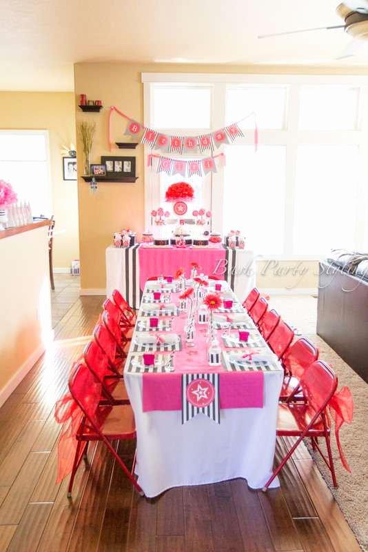 5th Birthday Decoration Ideas Unique American Girl 5th Birthday Birthday Party Ideas