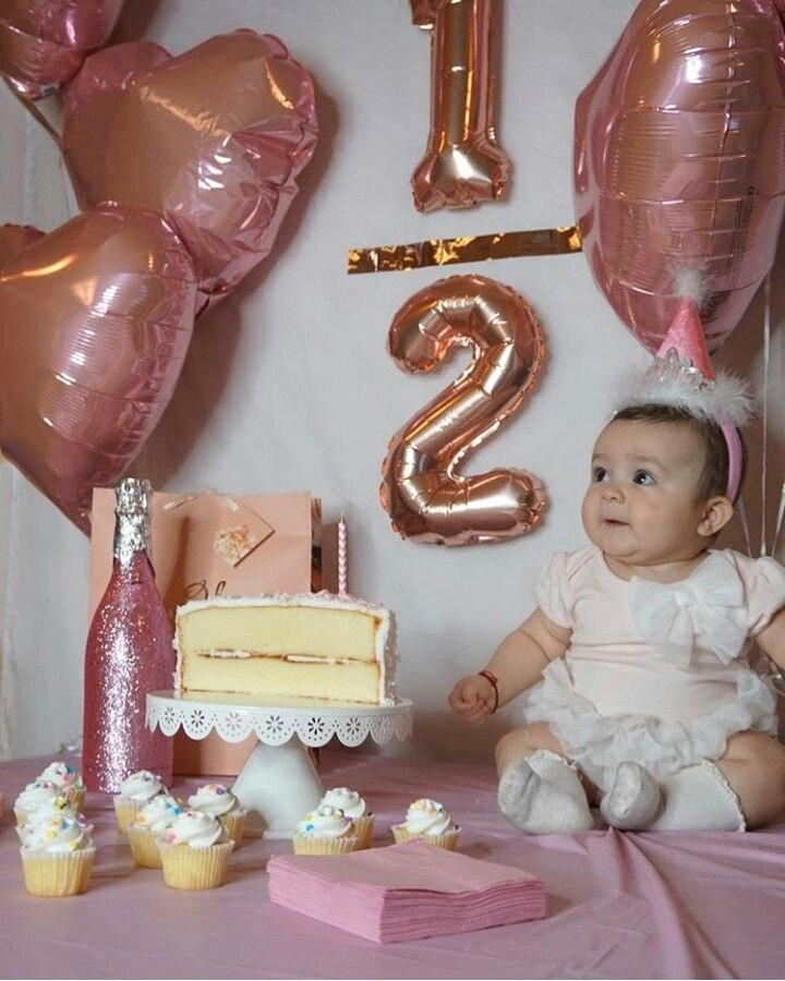 6 Months Birthday Decoration Ideas Lovely Half Birthday 6 Months Celebration