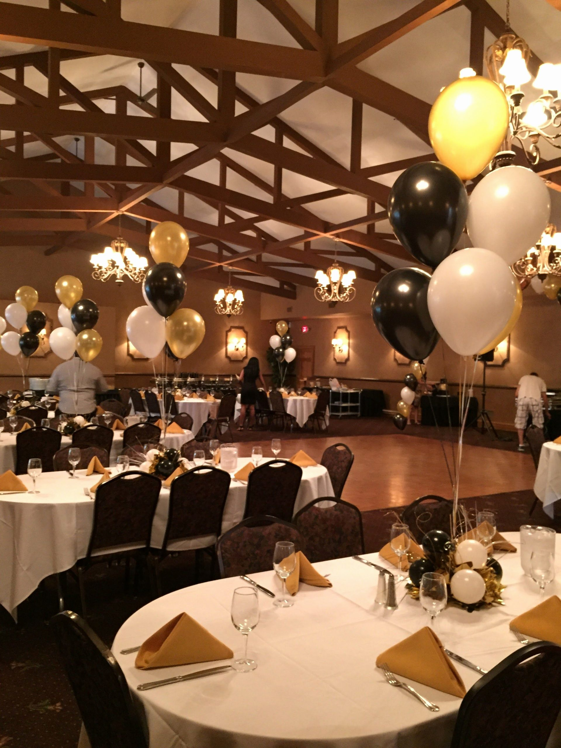 60 Year Old Birthday Decoration Ideas Luxury 60th Birthday Looking Good In Black White and Gold Custom