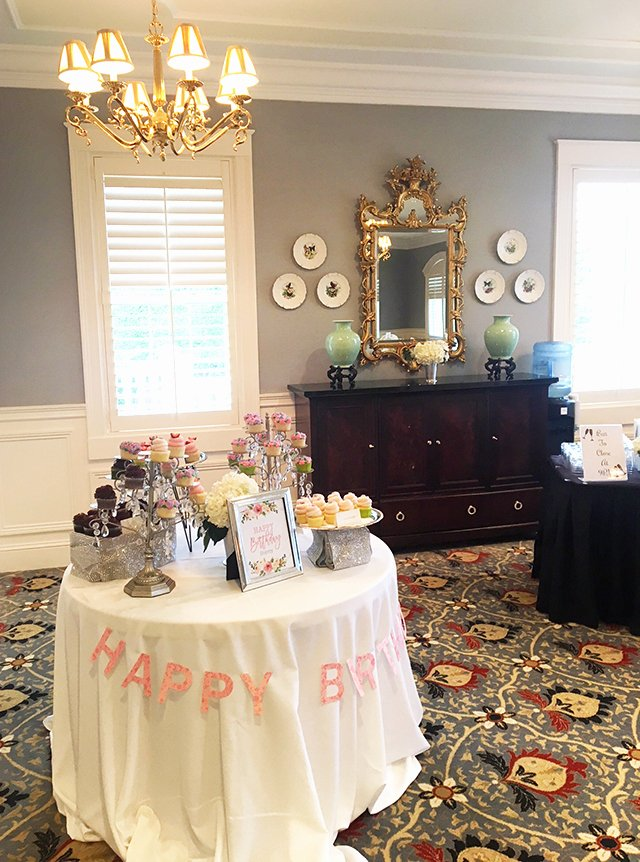 75th Birthday Decoration Ideas for Mom Luxury My Mom S Surprise Birthday Party Celebration