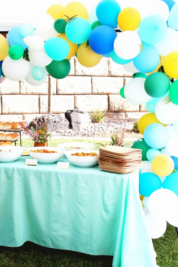 80th Birthday Decoration Ideas for Dad Awesome ▷ 1001 80th Birthday Party Ideas to the Celebrations