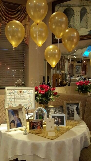 80th Birthday Decoration Ideas for Dad New Memories