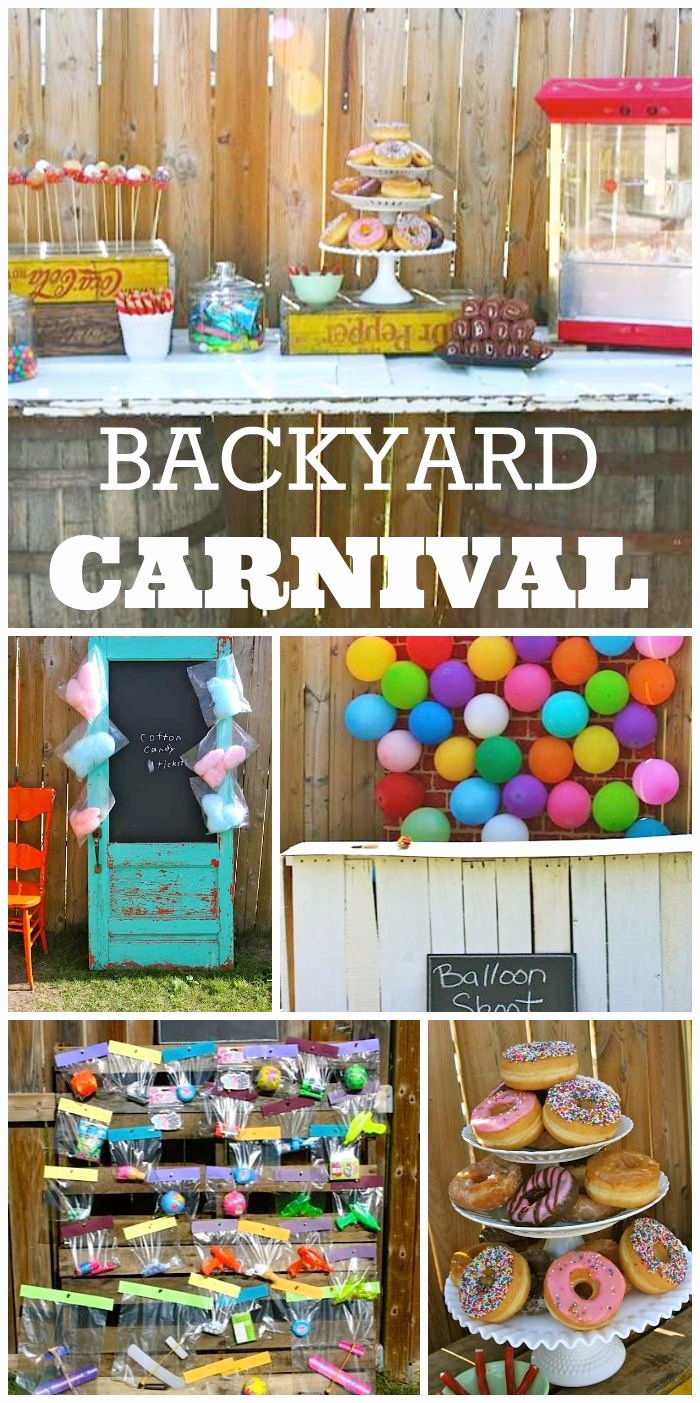 "8th Birthday Decoration Ideas Elegant Birthday ""ryder S 8th Birthday Carnival"""
