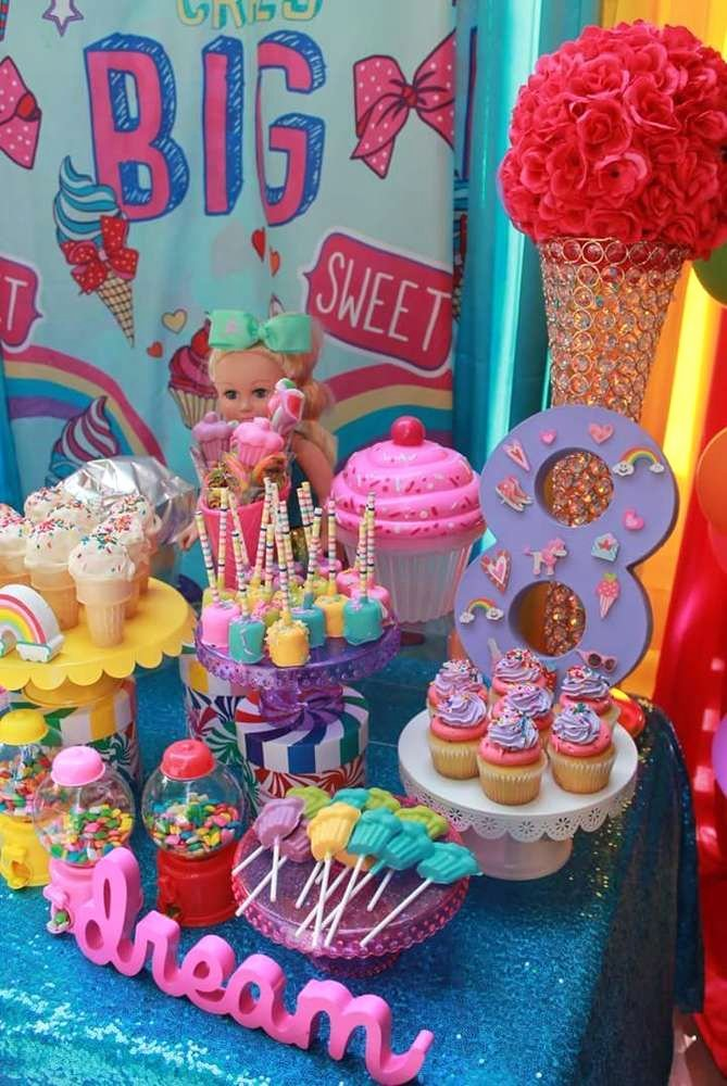 8th Birthday Decoration Ideas Lovely Pin On Jojo & Troll Bday Ideas Sweets