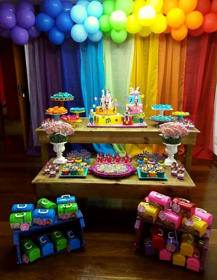 8th Birthday Decoration Ideas Unique Pin by Sarah Marfori On Trolls Birthday