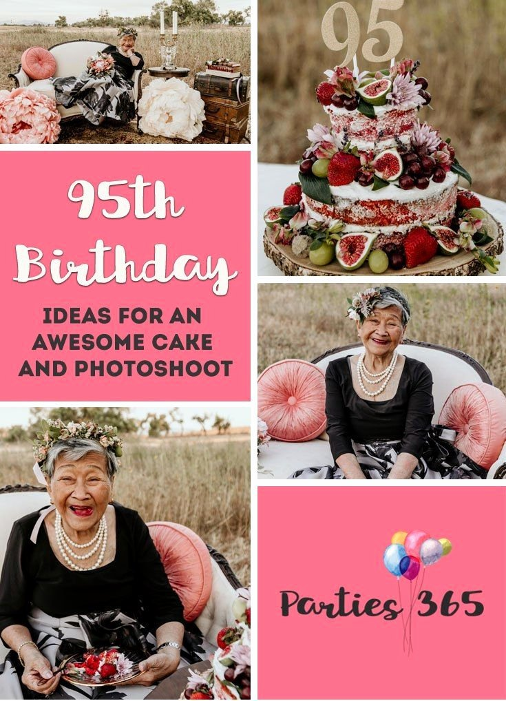 95th Birthday Decoration Ideas Fresh This Grandma S 95th Birthday Party Was Captured by Her