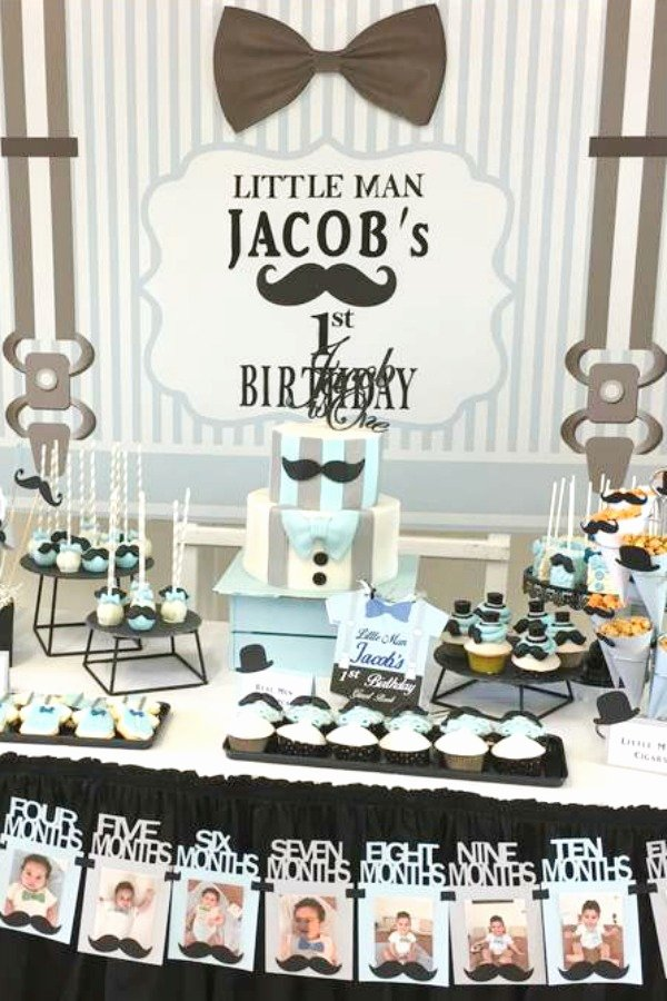Baby Boy 1st Birthday Decoration Ideas at Home Best Of Check Out the 12 Most Popular Boy 1st Birthday Party themes
