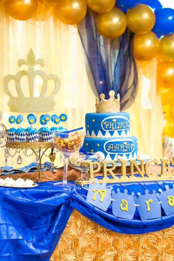 Baby Boy 1st Birthday Decoration Ideas at Home Fresh Check Out the 12 Most Popular Boy 1st Birthday Party themes