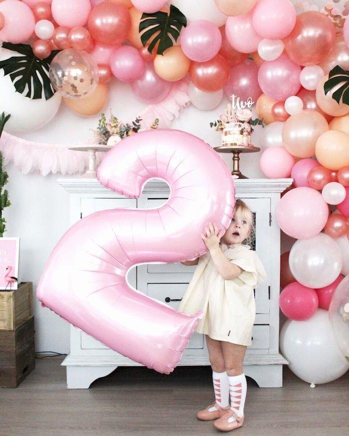 "Baby Girl 2nd Birthday Decoration Ideas Fresh Let S Fiesta"" 2nd Birthday Party"