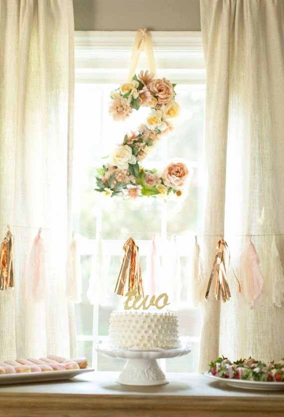 Baby Girl 2nd Birthday Decoration Ideas Inspirational 100 Layer Cakelet