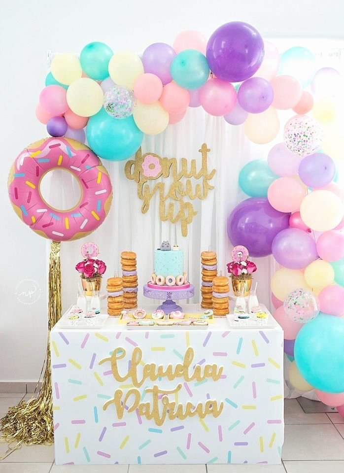 Baby Girl 2nd Birthday Decoration Ideas Lovely Pin On Parties