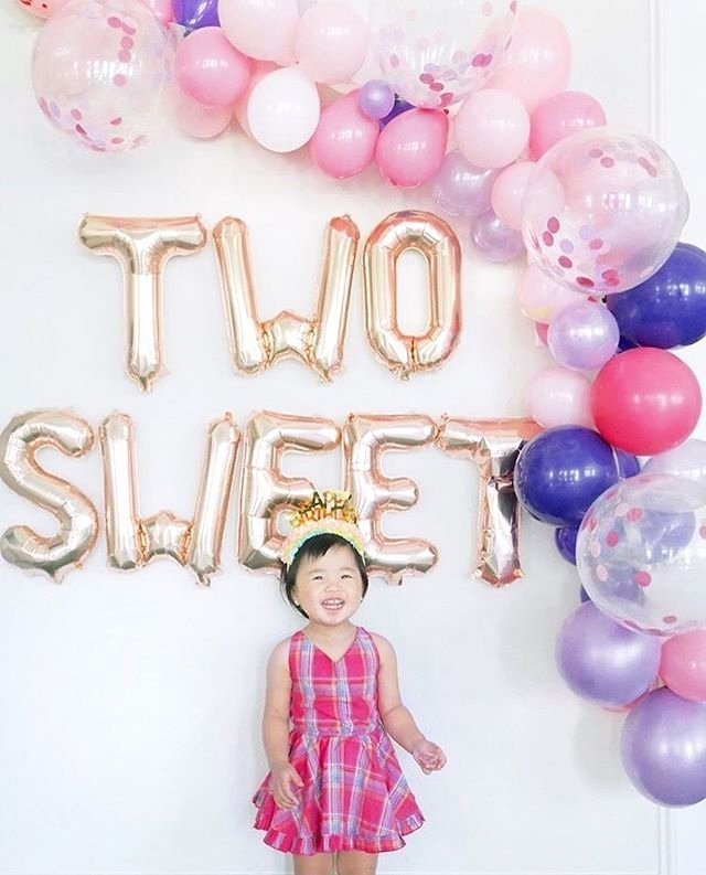 Baby Girl 2nd Birthday Decoration Ideas Luxury Diy Balloon Garland Kit Choose Your Own Colors