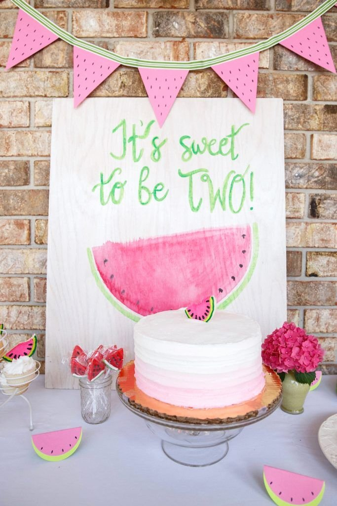 Baby Girl 2nd Birthday Decoration Ideas New Rooms and Parties We Love This Week Project Nursery