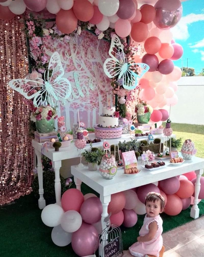 Baby Girl Birthday Decoration Ideas at Home Inspirational 30 Cool Birthday Party Decorations Ideas