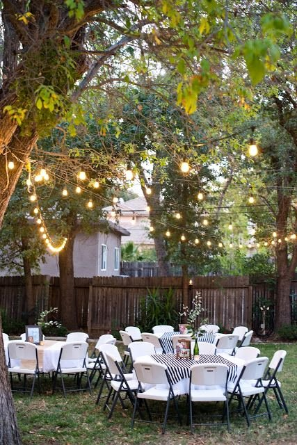 Backyard Birthday Decoration Ideas Best Of Backyard Birthday Party for the Guy In Your Life