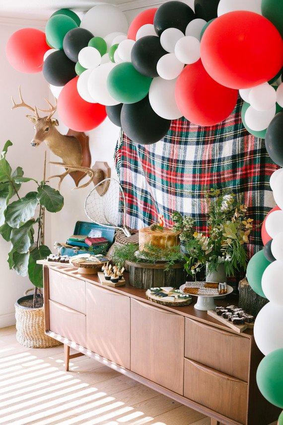 Backyard Birthday Decoration Ideas Elegant Backyard Camp themed Birthday Party