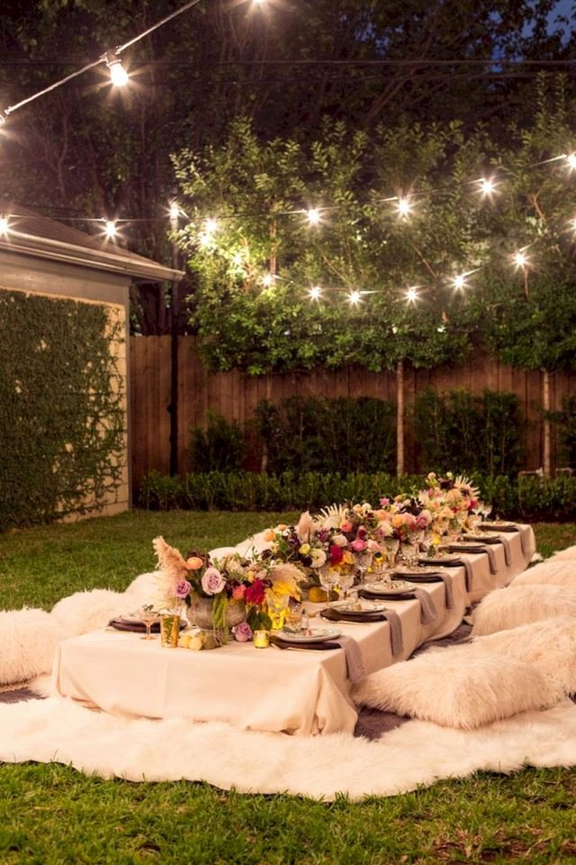 Backyard Birthday Decoration Ideas Luxury 45 Incredible Decoration for Back Yard Party Ideas – Oosile