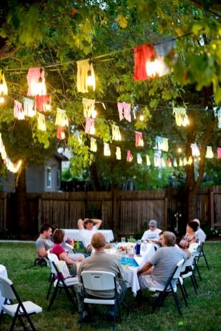 Backyard Birthday Decoration Ideas New 45 Incredible Decoration for Back Yard Party Ideas – Oosile