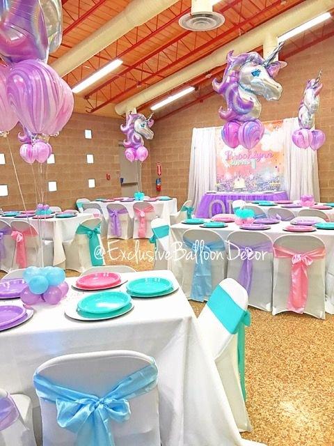 Banquet Hall Birthday Decoration Ideas Beautiful Full event Decor – Exclusive Balloon Decor
