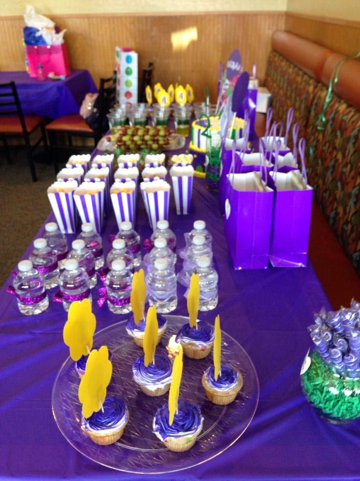Barney Birthday Decoration Ideas Inspirational Barney themed Birthday Party Ideas