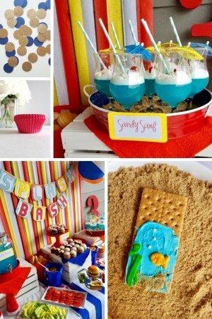 Beach Birthday Decoration Ideas Best Of How to Throw A Beach Ball Party