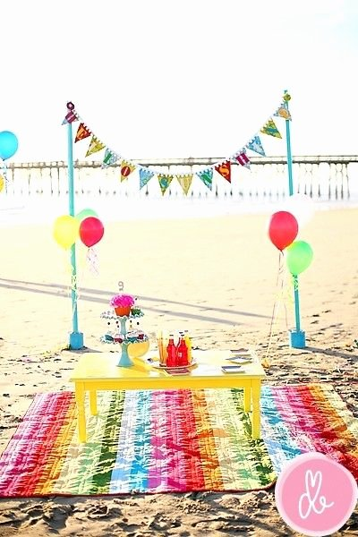 Beach Birthday Decoration Ideas Luxury Pin by Steph Modern Parents Messy On Party Time