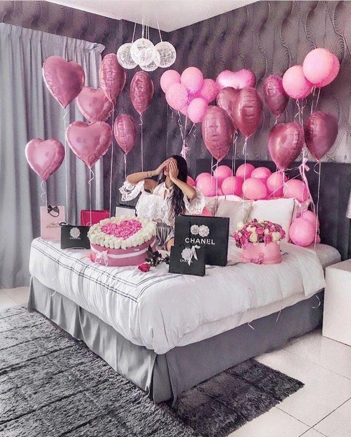 Bedroom Birthday Decoration Ideas Elegant How to Decorate Bedroom for Valentine Romantic Night 3 In